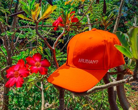 ARUBIANO ORANGE CAP